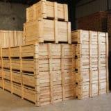 Embalaje de madera: características, usos y ventajas